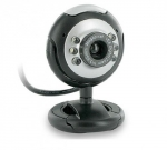 4world Easy WebCam USB 2MPix microphone