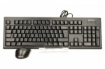 A4 tech Keyboard + mouse set A4Tech KRS-8372 USB