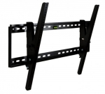 4world Wall Mount for LCD / PDP 30'' -54'' tilt of 15 ° max.60kg BLK