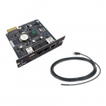 APC AP9631 Network Card with Environmental Sensor