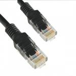 4world Patchcord UTP Cat.5e UTP 20m black