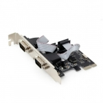 Gembird PCI Express Card 2 ports RS232/2MBps