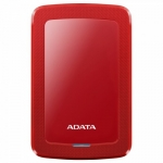 Adata DashDrive HV300 2TB 2.5 USB3.1 Red