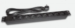 Alantec Power strip PZ09 9xDIN 49441