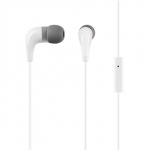 Acme europe Earphones with microphone HE15W white