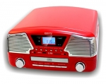 Camry Gramophone with CD/MP3/ USB/SD/recording CR1134r