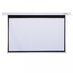 4world Screen projection electric wall/ceiling with 221x124 switch 16:9