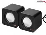 Audiocore Speakers 6W USB AC870B
