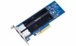 Synology Network card E10G18-T2 10GBASE-T Dual Port PCI-E