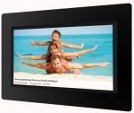 Braun phototechnik Digital frame DF 1010 WiFi black