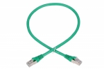 Extralink LAN Patchcord CAT.6 FTP 0,5m 1GBIT Shielded Foiled Twisted Pair
