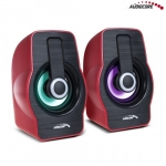 Audiocore Computer Speakers for Laptop 2.0 USB AC855R
