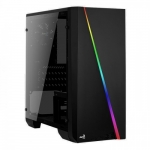 Aerocool Cylon Mini Black Acryl USB3.0