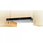 Akpo Hood WK-7 Light glass touch 50 black