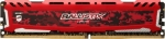 Ballistix DDR4 Sport LT 16GB/2666 CL16 DR x8 Red