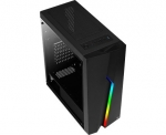 Aerocool Bolt RGB Black Midi Tower