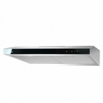 Akpo WK-9 K60 inox + black glass hood