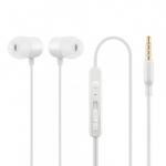 Acme europe HE21W Earphones with mic., in-ear, white