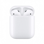 Apple Earphones AirPods with charging case