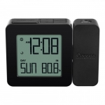 Oregon scientific Alarm clock with project Oregon RM338PC black