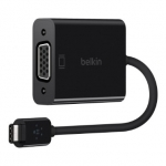 Belkin Adapter USB-C to VGA black