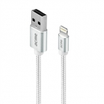 Acme europe Cable Lightning - USB Type-A CB2031S 1m silver