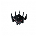 Asus RT-AC5300 802.11ac Tri-Band Wireless-AC5300 Router,  Ports: 1 x RJ45