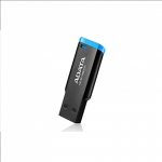 A-data FlashDrive UV140 64GB  Black + Blue USB 3.0 Flash Drive, Retail