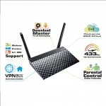 Asus RT-AC51U 802.11ac Dual-Band Wireless-AC750 Router, Parental Control