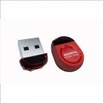 A-data Miniature AUD310 16GB Red USB 2.0 Flash Drive