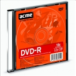 Acme DVD-R diskas 4,7 GB 16X Slim