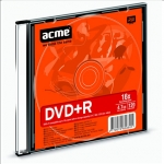 Acme DVD+R diskas 4,7 GB 16X Slim