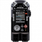 Olympus LS-100 Standard Edition Digital Voice Recorder/  4GB Internal mem