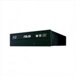 Asus BW-16D1HT Internal, Interface SATA, Blu-Ray DVD Combo, Black, Deskto