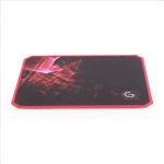 Gembird MP-GAMEPRO-S Black, Gaming mouse pad, natural rubber foam + fabri