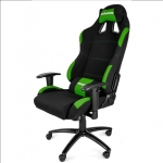 Akracing K7012 Gaming Chair  Gaming Chair, Black/ Green