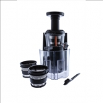 Adler Slow Juicer AD 4116 Type Electrical, Black/stainless steel, 150 W,