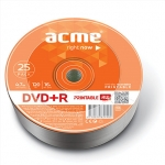 Acme 120 min / 4,7 GB GB, DVD+R