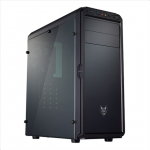 Fortron CMT 120A Side window, Black, ATX, Power supply included No