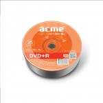 Acme DVD+R 4.7 GB, 16 x, 25 Pcs. Shrink