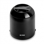 Acme SP104B Muffin Bluetooth speaker / Black 1, 3 W