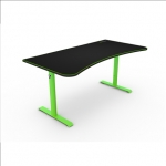 Arozzi Arena Gaming Desk - Green Arozzi