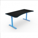Arozzi Arena Gaming Desk - Blue Arozzi