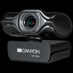 Canyon 2k Ultra full HD 3.2Mega webcam with USB2.0 connector, buit-in MIC