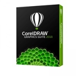 Corel DRAW Graphics Suite 2018 Upgrade CZ/PL BOX