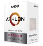 AMD CPU AMD Athlon 240GE (2core,3.5GHz.5MB, socket AM4,35W) Radeon Vega G