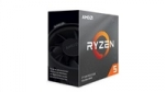 AMD CPU AMD RYZEN 5 3600X, 6-core, 3.8 GHz (4.4 GHz Turbo), 35MB cache (3
