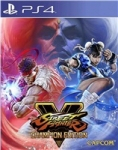 Ace power PS4 STREET FIGHTER V: CHAMPION EDITION