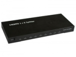 Microconnect 1 x 8 HDMI 4Kx2K Splitter