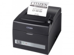Citizen CT-S310II, USB, RS232, Black